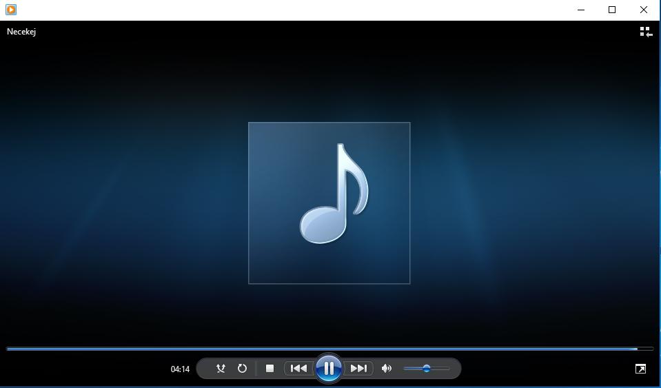 Modré okno Windows Media Player je pro mnohé výchozí bodem veškeré multimediální zábavy