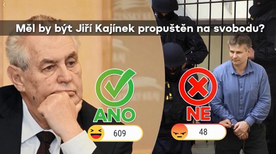 Ač to vypadá na anketu (a tedy vote baiting), TN.cz se snaží jen vyvolat reakce na nesmyslnou otázku - je to tedy react baiting