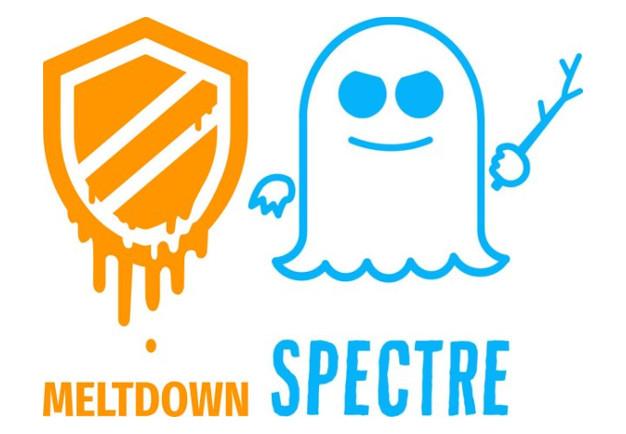 Potenciální ohrožení systémové paměti procesorů nese jména Spectre a Meltdown