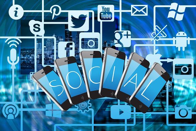 Veškeré sociální sítě se snadno stávají nástroji nedemokratických sil (Zdroj: Pixabay.com)