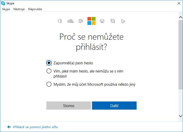 Microsoft lehce prodlužuje resetování hesla