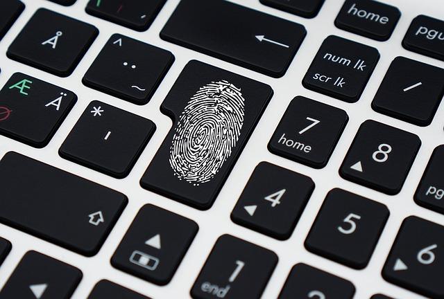 Otisk zařízení je stejně unikátní jako otisk prstu (Zdroj: Pixabay.com)