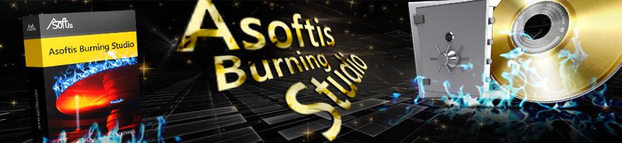 Asoftis Burning Studio se vyplatí všude tam, kde je třeba pracovat rychle a efektivně