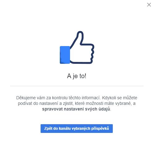 GDPR se nažralo - Facebook zůstal celý - a my jsme tam, kde jsme byli