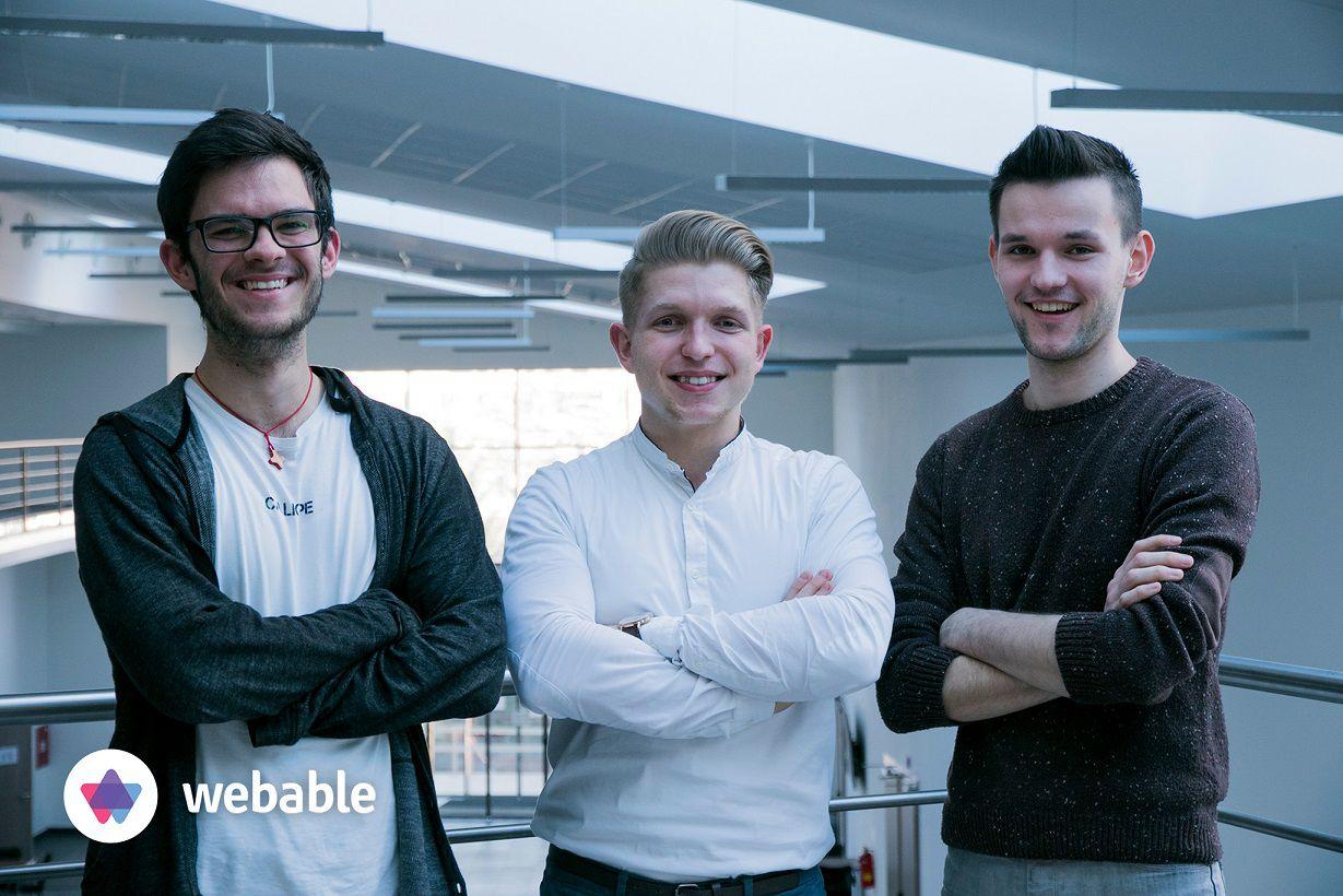 Dávid Majerčák, Andrej Slaninka, Martin Žák alias tým studentů Fakulty informatiky a informačních technologií v Bratislavě