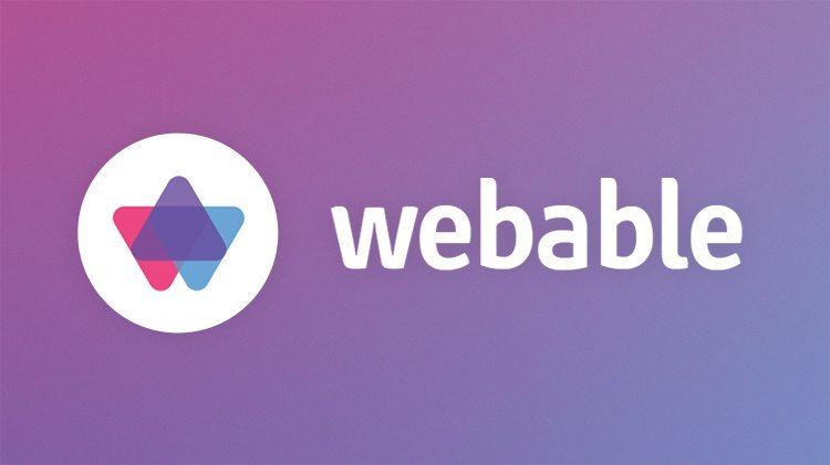 Webable: má přinést schopnost práce s webem i zrakově postiženým