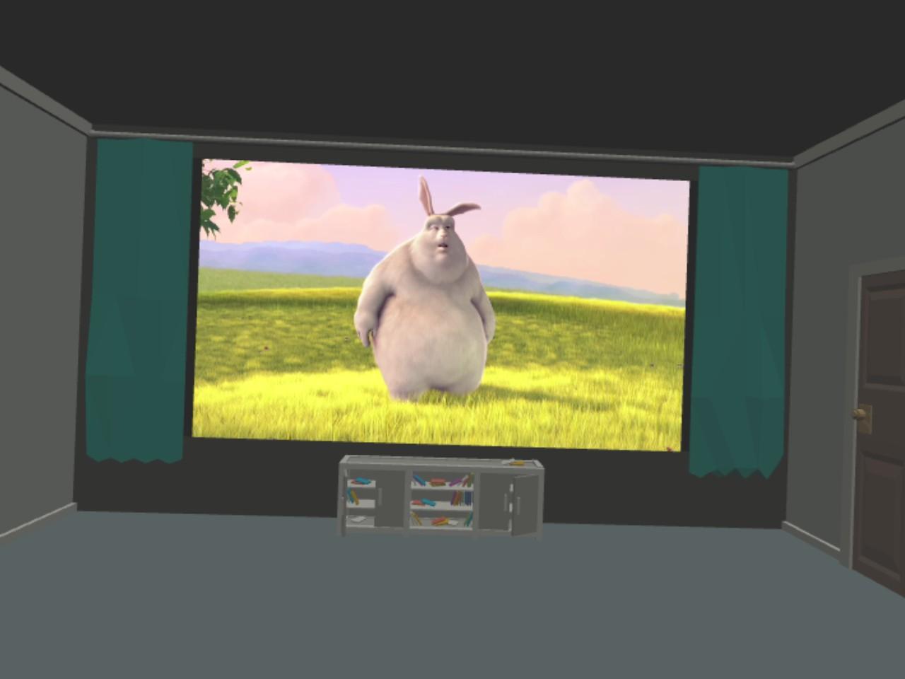 I tradičním videím se může hodit podpora VR, neboť mohou získat na zajímavosti umístěním do virtuálního prostředí (Zdroj: Chromium.org)