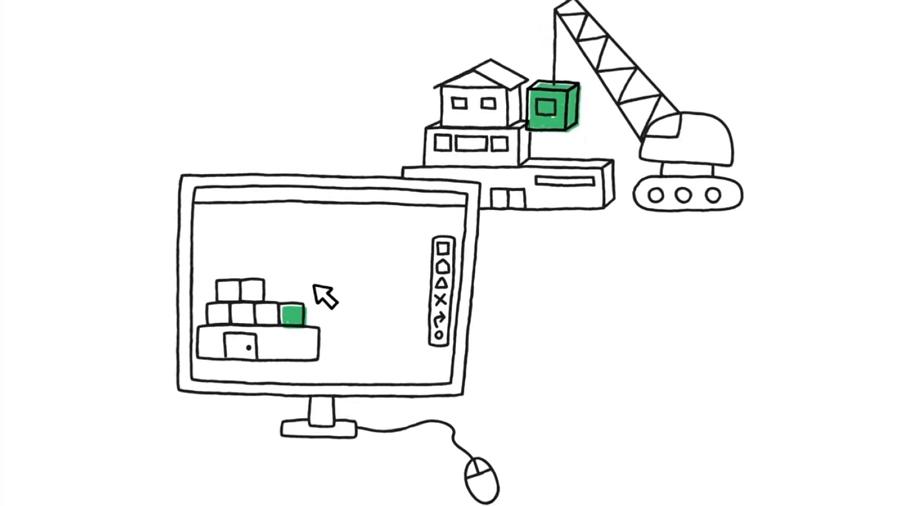 Dobrou zprávou je kupříkladu existence projektu, který prostřednictvím počítačových her, pomáhá zdokonalit městskou architekturu (Zdroj: Blog.Google)