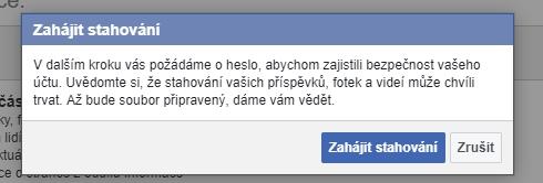 Facebook je značně sdělný, každý krok duplikuje, triplikuje :)