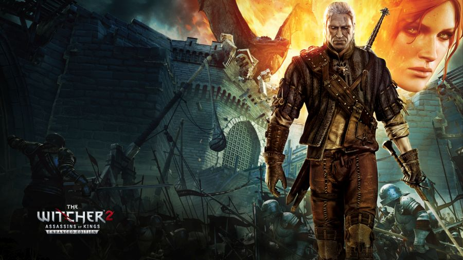 Monstrózní úspěch herní série o zaklínači přinutil i autora fantasy k velmi pragmatickým krokům