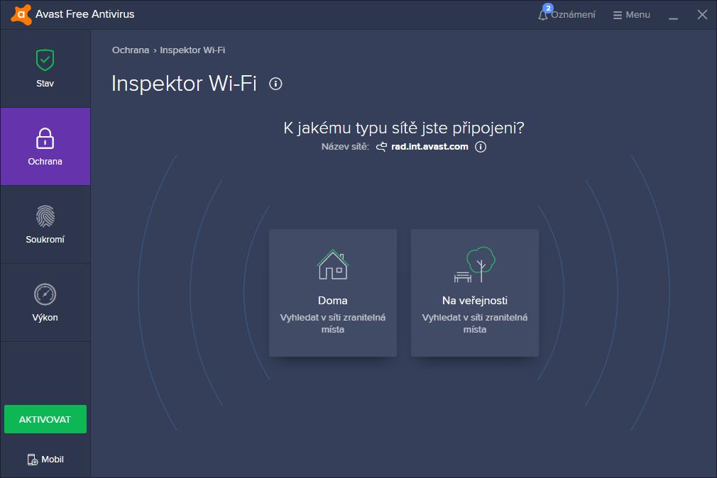 Inspektor Wi-Fi nyní lépe pozná jednotlivá zařízení, zranitelnosti i hrozby