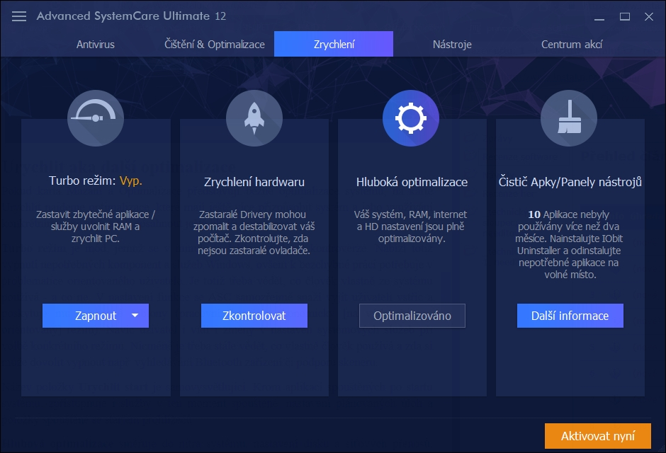 systemcare ultimate 12