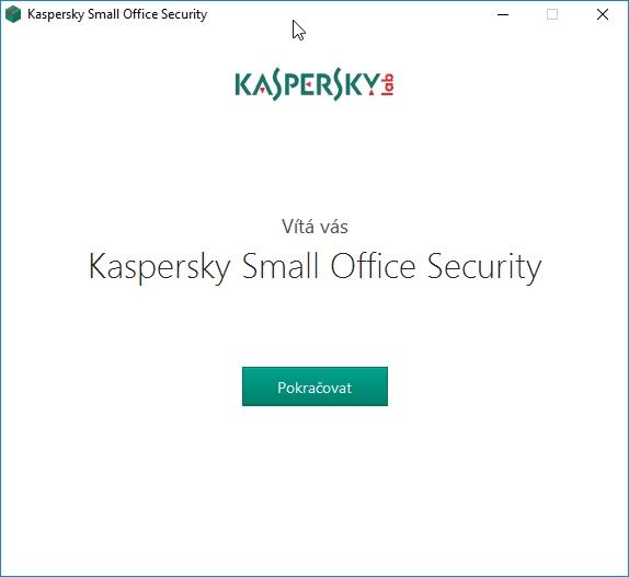 Kaspersky Small Office Security: jednoduše a v češtině