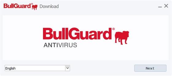 BullGuard Antivirus? Only English