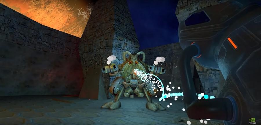 Nazdar bazzar, šmejde! Nyní ve hře světel, stínů a vysokého rozlišení (Zdroj: YouTube.com)