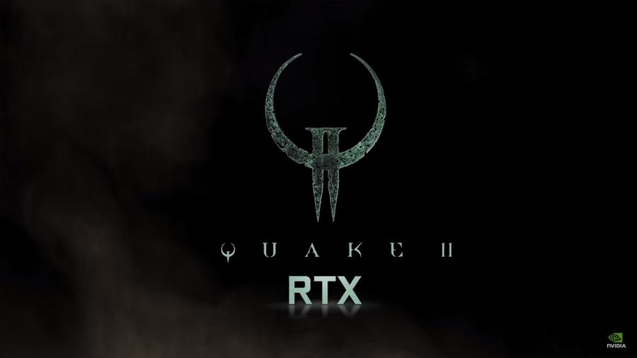 I Quake II se dočkal se znovuvstání: pomocí technologie Real-Time Ray Tracing od nVidie (Zdroj: YouTube.com)