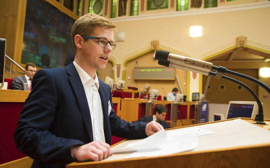 František Kopřiva, jeden z tvůrců návrhu omezující šmírování obyvatel ČR na internetu