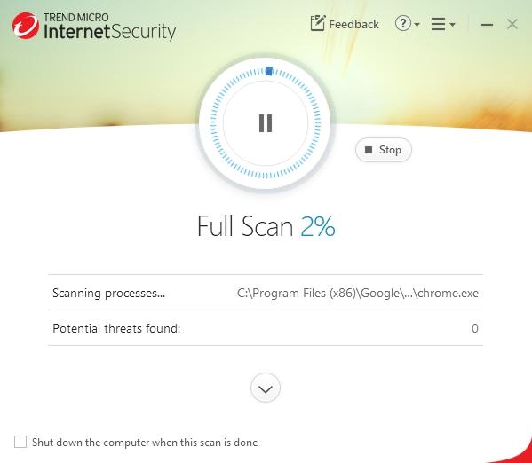Antivirus a nastavení systémového firewallu povýšené o utilitu Firewall Booster činí z Trend Micro Internet Security špičkové zabezpečení