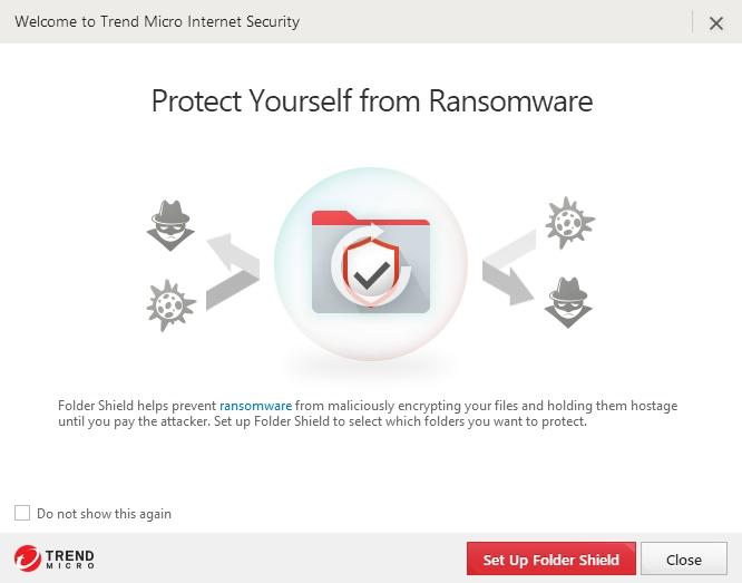 Vytčeným adresářům je možno poskytnout extra vrstvu zabezpečení proti ransomwaru - stačí je zahrnout do činnosti nástroje Folder Shield