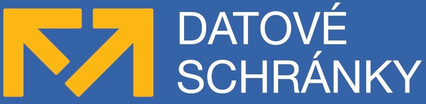 Poslední podoba logotypu datových schránek je prací Lukáše Adamíka (Zdroj: Mojedatovaschranka.cz)