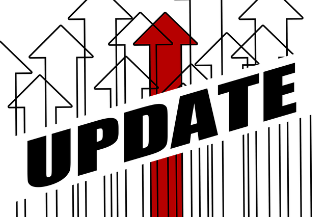 Aktualizovat, aktualizovat, aktualizovat - řekl by učitel počítačových národů (Zdroj: Pixabay.com)