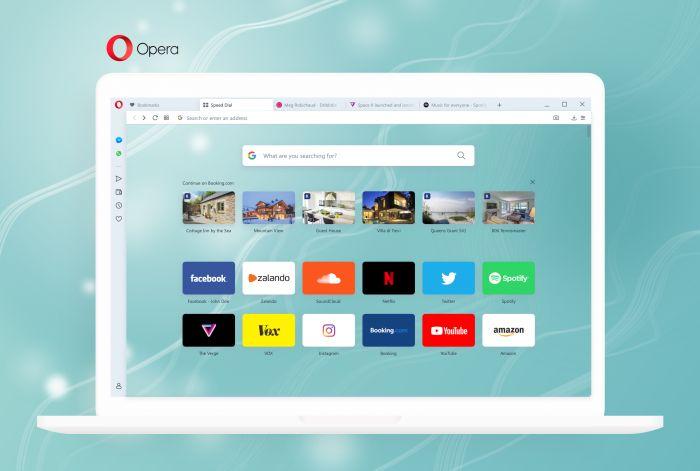 Task Completer pomůže dokončit dříve opuštěné činnosti (Zdroj: Opera.com)