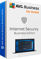AVG Internet Security Business Edition: krabicová podoba