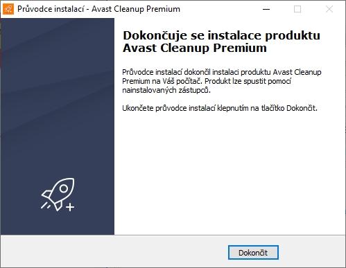 Avast je český, čeština se tedy víceméně očekává...
