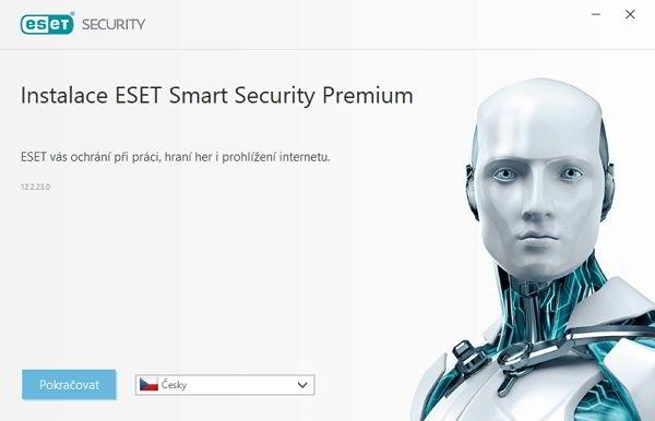 ESET Smart Security Premium: robůtek je zpět v plné síle a s lehounkými úpravami uživatelského rozhraní