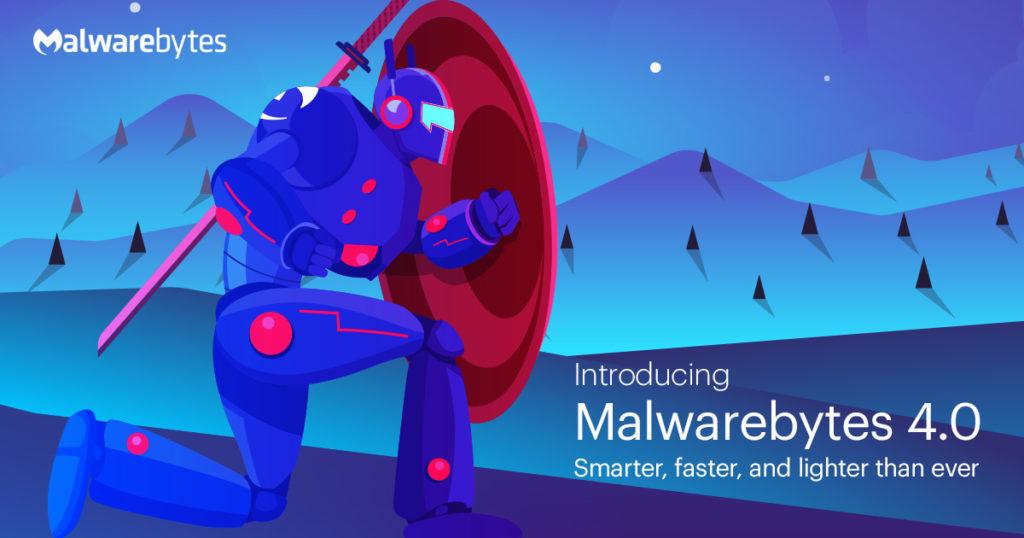 Malwarebytes 4.0 tj. Kapitán Amerika skrývající se skenovacím enginem Katana