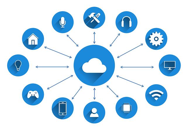 Množství informačních vstupů cloudu je přímo úměrné množství potenciálních útočných vektorů, kterými může být napaden (Zdroj: Pixabay.com)