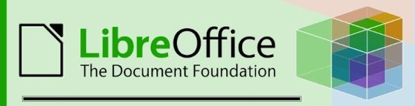 Startovací logo LibreOffice si naštěstí moc neužijete, startují totiž opravdu rychle