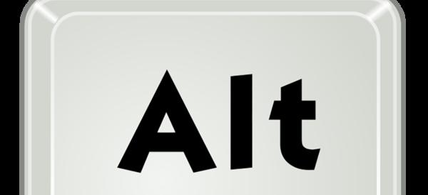 ALT kódy značně urychlují opakované používání speciálních znaků (Zdroj: Pixabay.com)