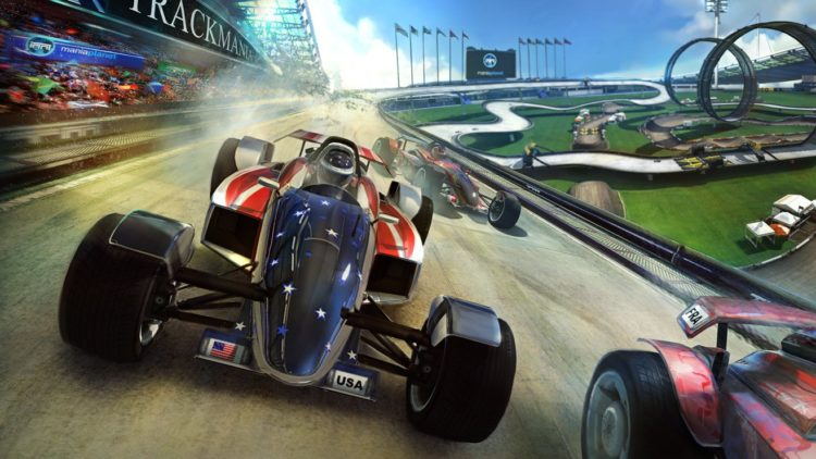 Trackmania Nations
