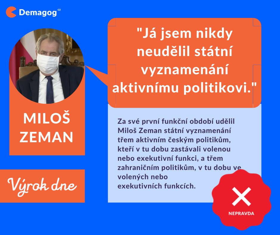 Já jsem nikdy... a všechny povídačky na tohle téma (Zdroj: Demagog.cz)