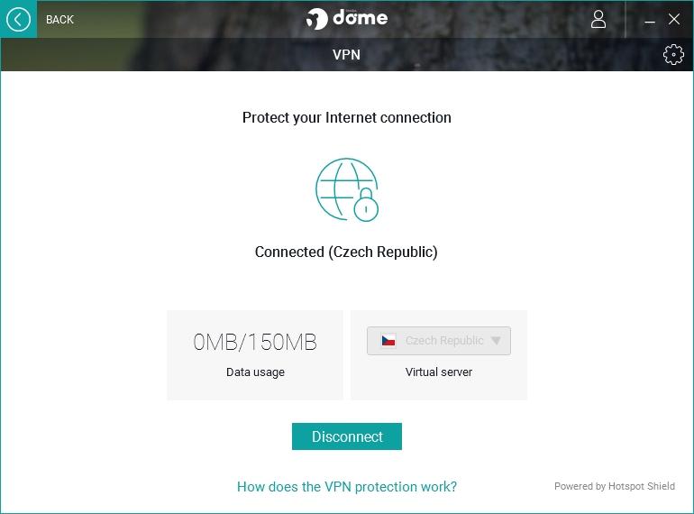 VPN Pandy nabízí 150 MB dat denně zdarma z nějakých 25 geolokací