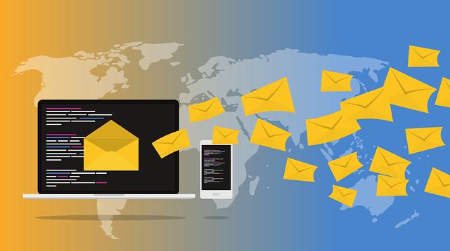 Email je zdrojem rozličných věcí - internetové podvody nevyjímaje (Zdroj: Pixabay.com)
