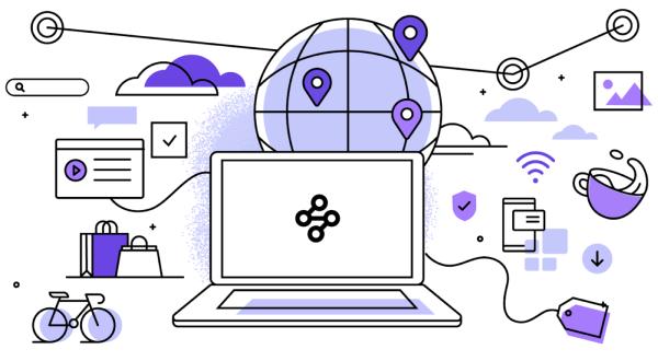 Mozilla VPN: zatím 280 serverů v 30 zemích (Zdroj: Mozilla.org)