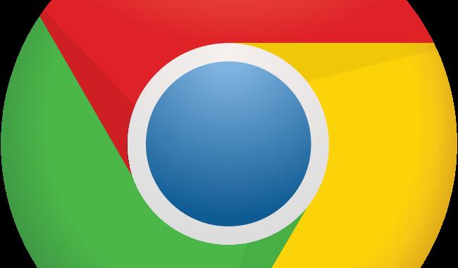 Chrome umožňuje mazat návrhy našeptávání pomocí křížku vedle našeptávaných návrhů
