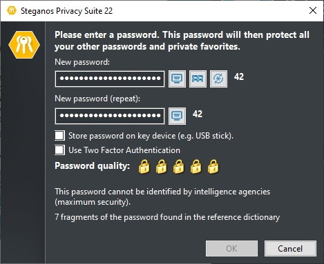 Průvodce vytvořením hesla pomůže zplodit oříšek nerozlousknutelný i pro NSA - údajně