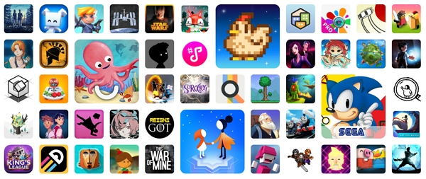 Google Play Pass: malý náhled do aktuální nabídky (Zdroj: play.google.com)