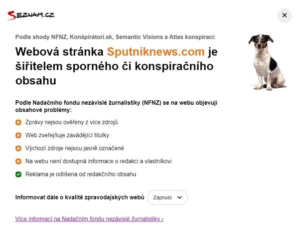 Bližší informace o zdroji na stránkách Seznamu (Zdroj: Seznam.cz)