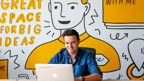 Andrew Elliott, spoluzakladatel a CEO Techloop (Zdroj: Techloop.io)