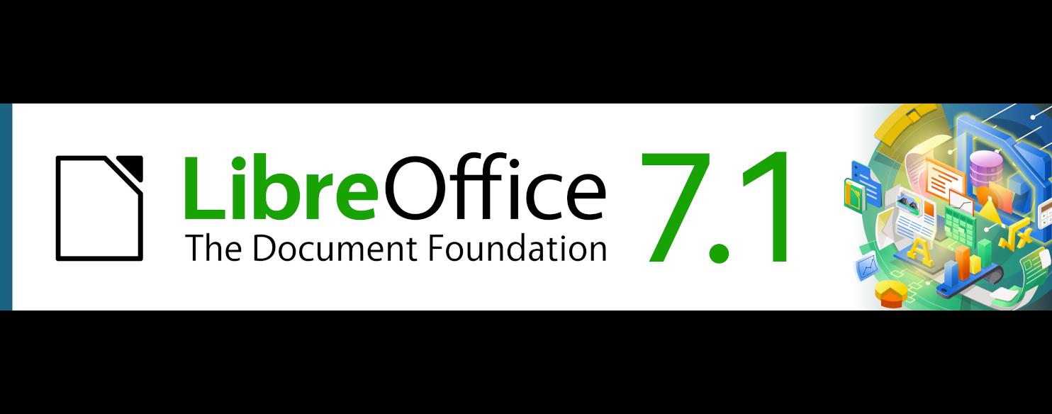 LibreOffice aktualizuje o desetinku na 7.1 (Zdroj: LibreOffice.org)