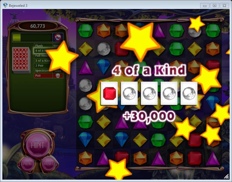 A takhle vypadá poker