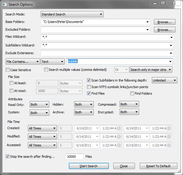 Search My Files - jak snadno vyhledat soubory?