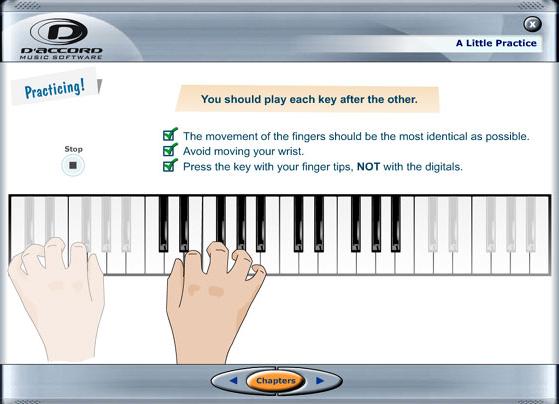 Skvel nvod na to, ako sa naui hra na klavri!