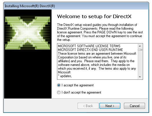 Direct X - sada aplikačních rozhraní