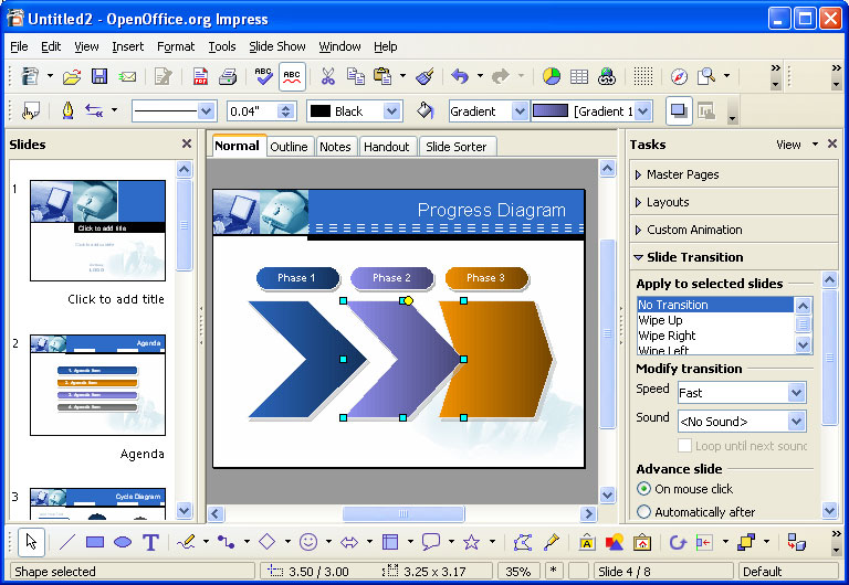 pdf impress vs nitro pro