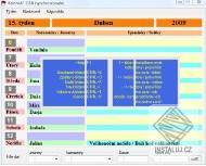Kalendář - ZJsoftware - zaměřen na použitelnost